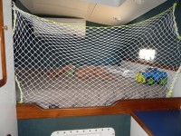 Bedroom 4 - Double Bed with Child Net