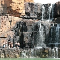 Casuarina Creek Waterfall (2)