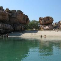 Jar Island beach